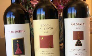2016 Brunello di Montalcino Release: Col d'Orcia Brunello