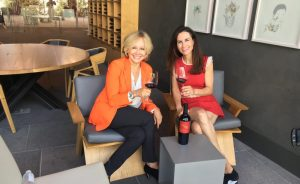 Kathryn Hall: Vintner, Ambassador, Mentor & Mom (VIDEO)