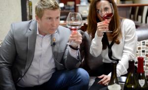 Ian Cauble Monique Soltani Pinot Noir
