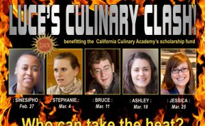 Luce's Culinary Clash