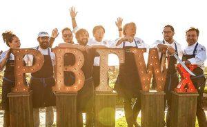 Pebble Beach Food & Wine: Pasta, Barolo, & Whales Oh My!